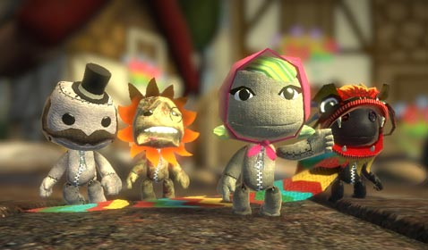 Gender Neutral Characters in Little Big Planet