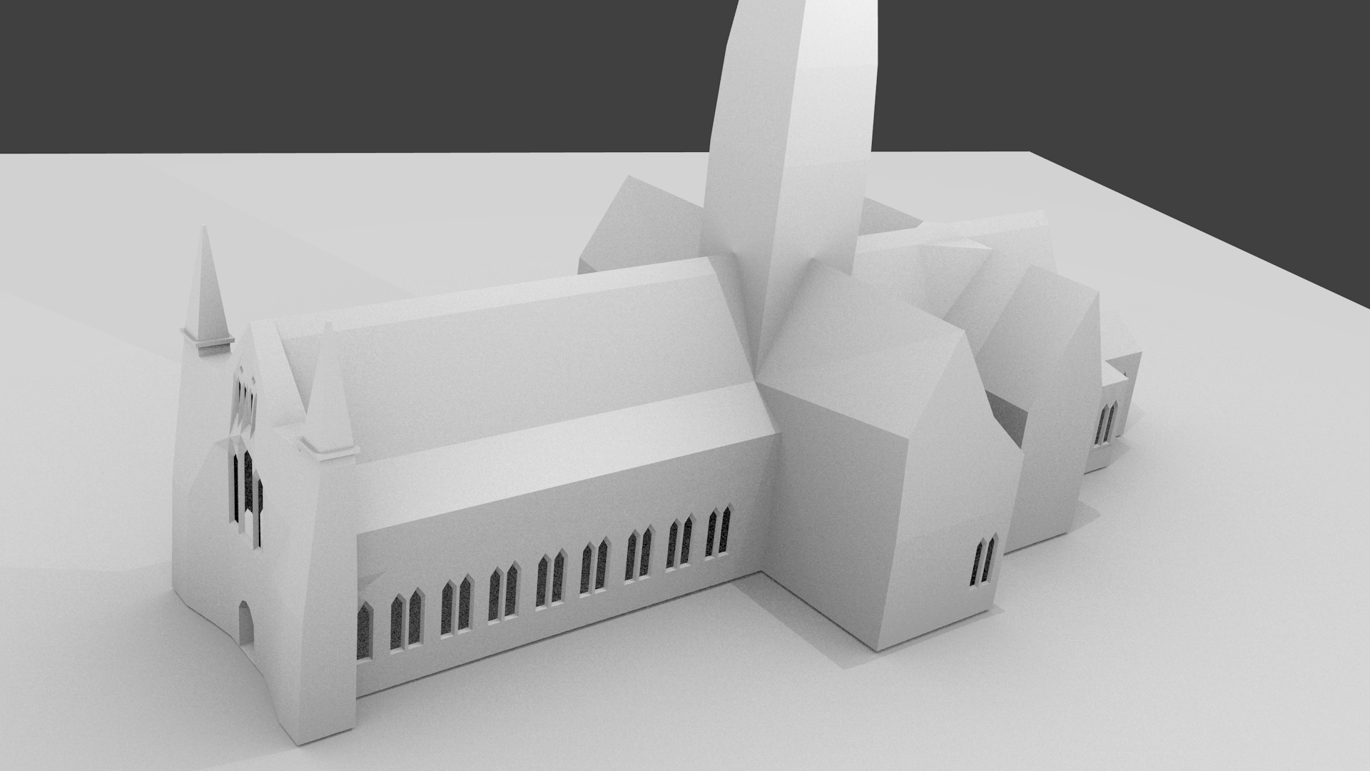 Cathedral_Modeling