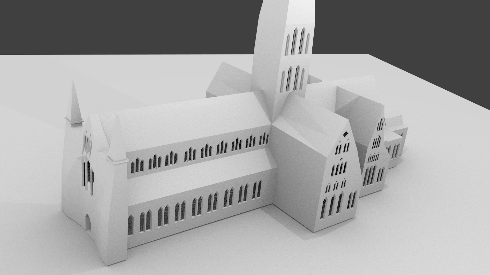 Cathedral_Modeling2