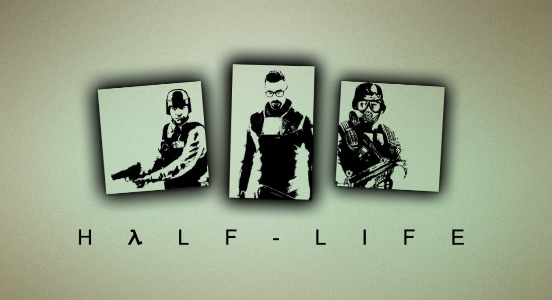 Half-Life: The game that got me into gaming.